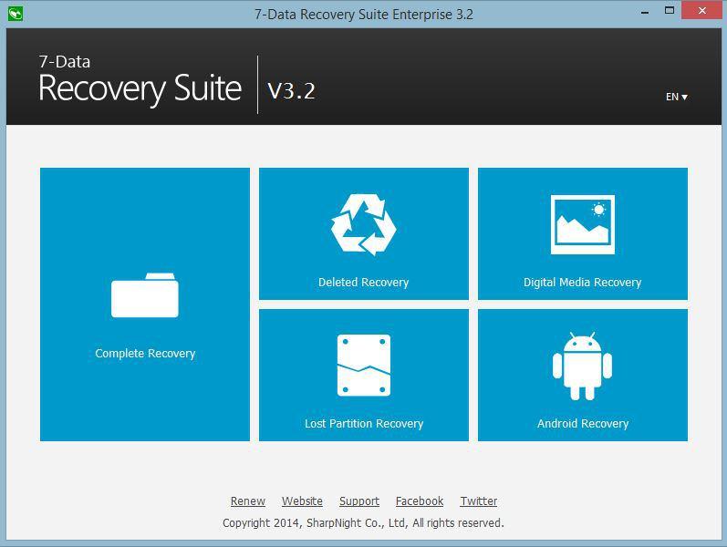 7 Data Recovery 3.6 Suite Enterprise crack