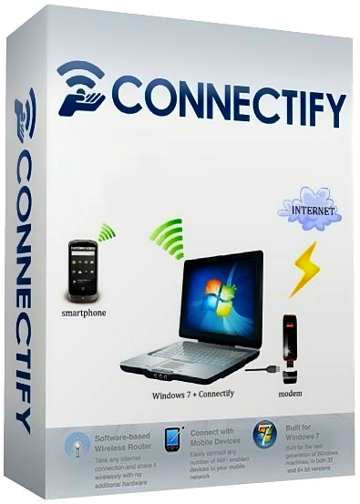 Download Connectify v7.3 & v8.0 PRO crack 100% working