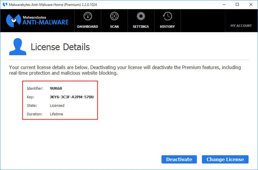 malwarebytes license key december 2018