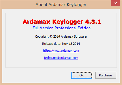 Ardamax Keylogger patch download