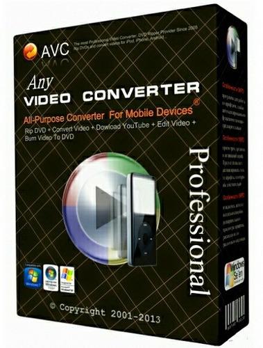 AVC Any Video Converter Ultimate Crack