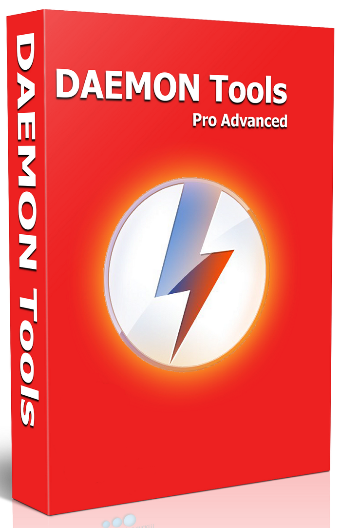 DAEMON Tools Pro Advanced crack free download