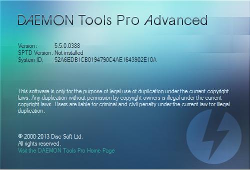 DAEMON Tools Pro crack torrent