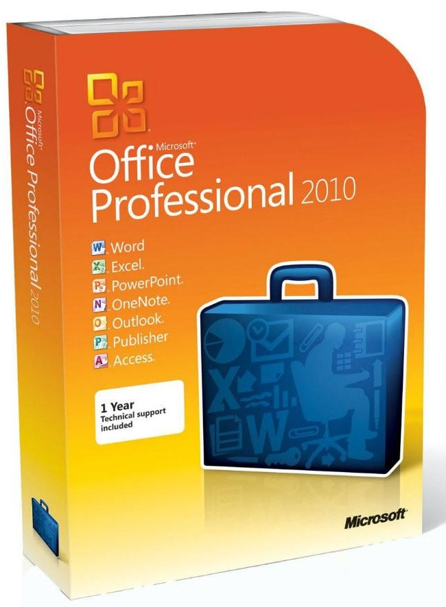 Office Pro 2010 crack