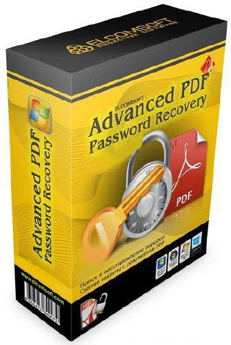 Advanced PDF Password Recovery PRO crack