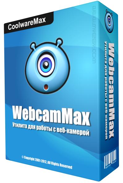 WebcamMax crack download torrent