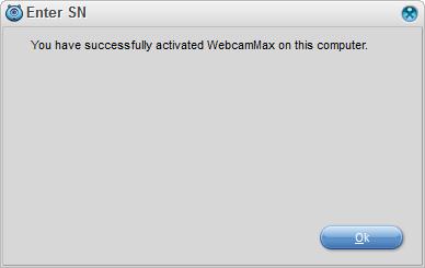 WebcamMax key generator download