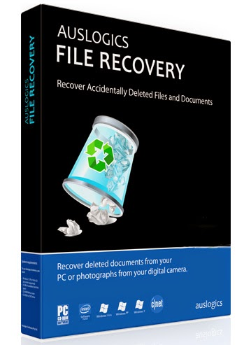Auslogics File Recovery Serial Number