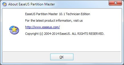 EaseUS Partition Master 10.8 All Editions crack