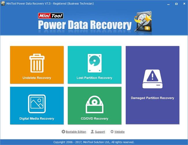 MiniTool Power Data Recovery activation key