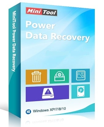 MiniTool Power Data Recovery Universal Crack