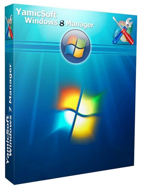 Yamicsoft Windows 8 Manager crack download