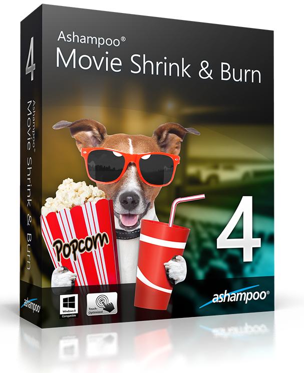 Movie Shrink & Burn crack download
