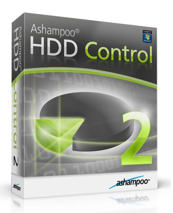 Ashampoo HDD Control crack torrent