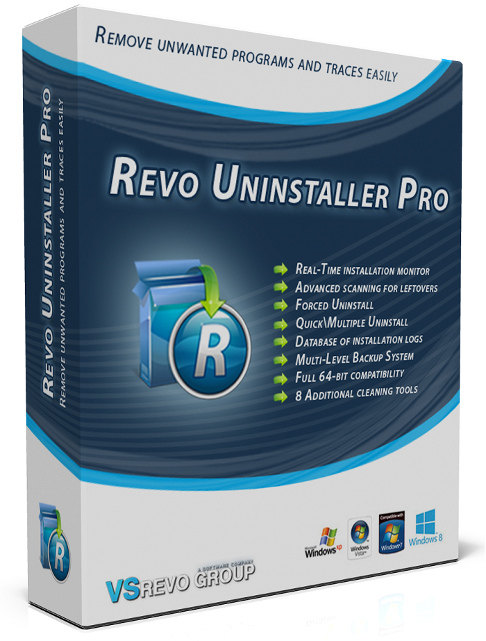 Revo Uninstaller Pro crack download