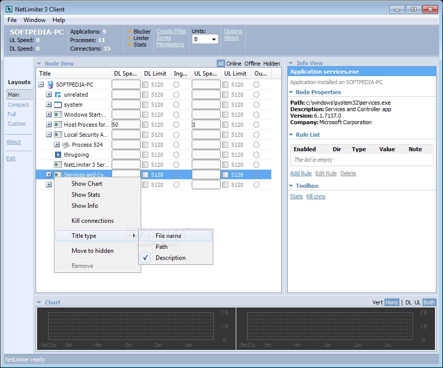 NetLimiter Pro crack download