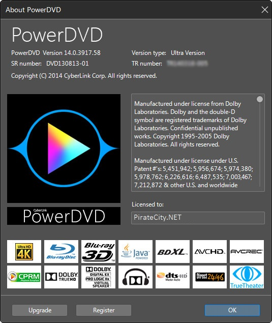 Cyberlink PowerDVD Ultra 19 torrent download link