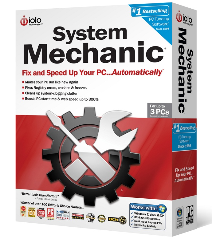 System Mechanic PRO + Crack torrent