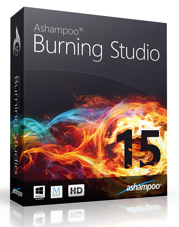 Ashampoo Burning Studio crack torrent