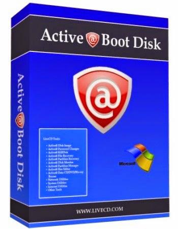 Active@ Boot Disk Suite crack download