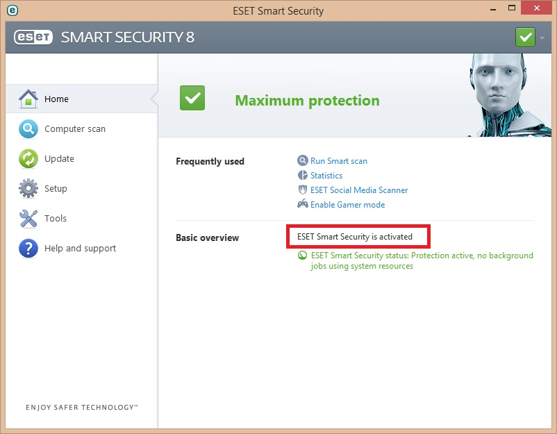 ESET Smart Security 8 crack download torrent