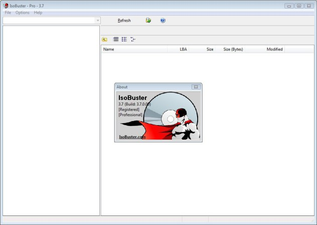free IsoBuster License Keys for activation
