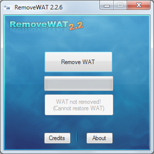 RemoveWAT tool free download