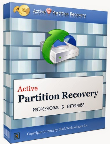 Active@ Partition Recovery pro crack download