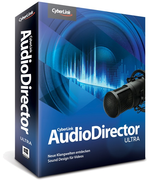 CyberLink AudioDirector Ultra 5 pre - cracked edition torrent download
