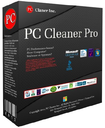 PC Cleaner Pro crack download