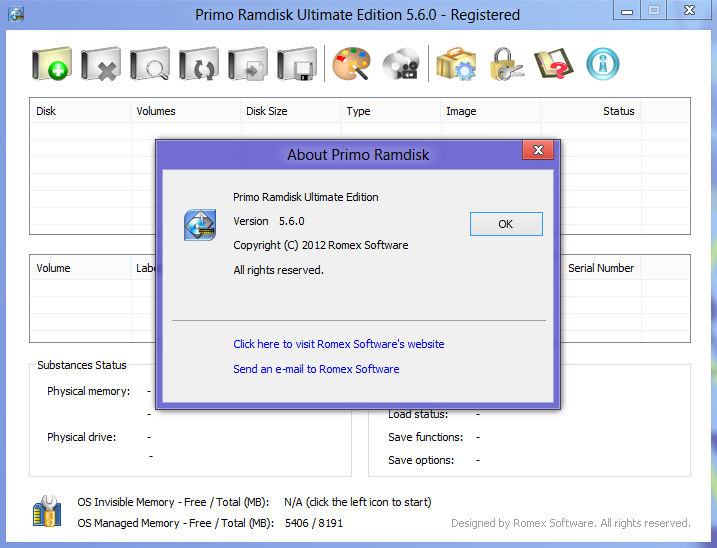 Primo Ramdisk Ultimate Edition 5.6.0 With Patch