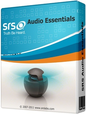 Download SRS Audio Essentials crack