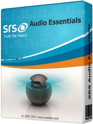 Download SRS Audio Essentials crack