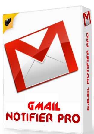 Gmail Notifier PRO Any edition Crack