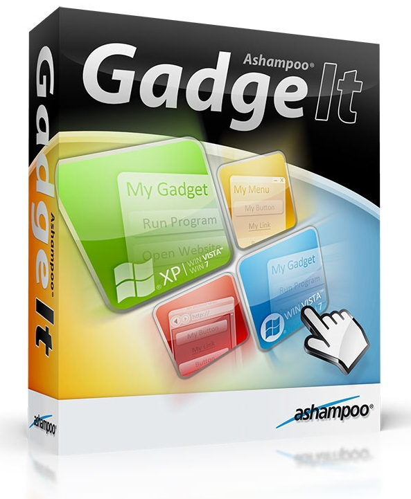 Ashampoo Gadge It serial for license activation