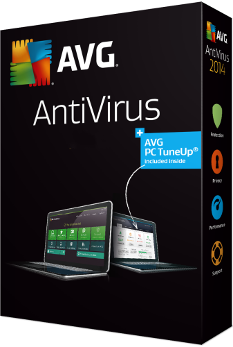 AVG AntiVirus PRO crack download