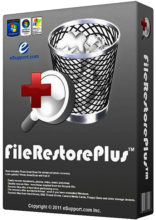FileRestorePlus crack download