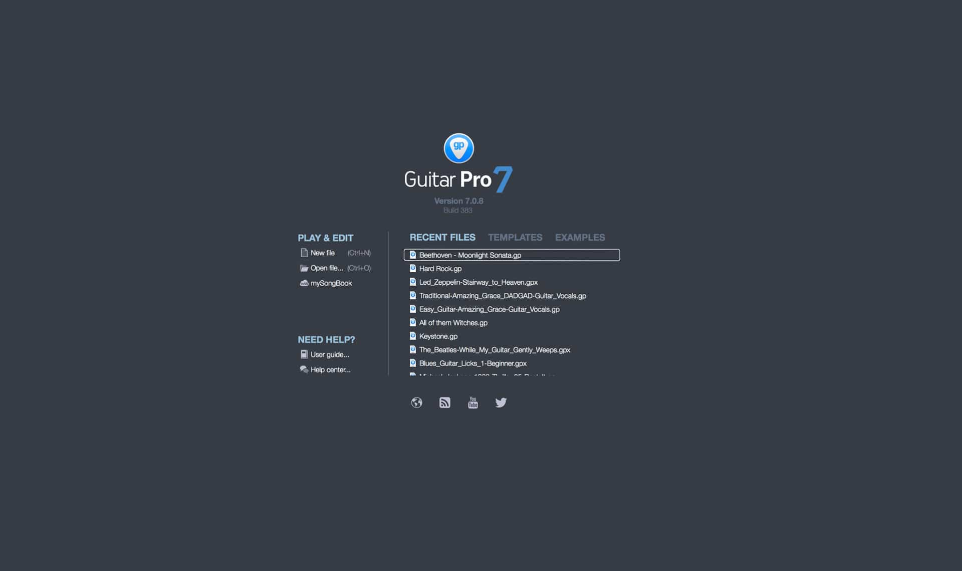 Guitar PRO 7+ Soundbanks torrent download