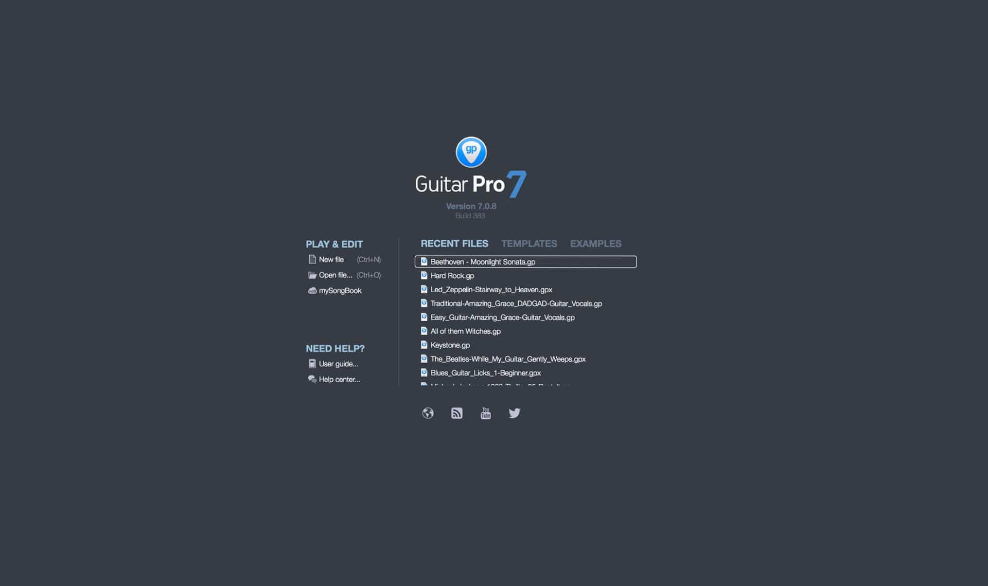 Guitar PRO 7+ Soundbanks torrent download