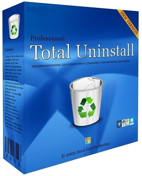 Total Uninstall Pro crack download