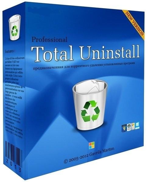 Total Uninstall Pro crack download