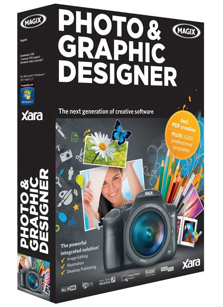 Xara Photo & Graphic Designer crack torrent