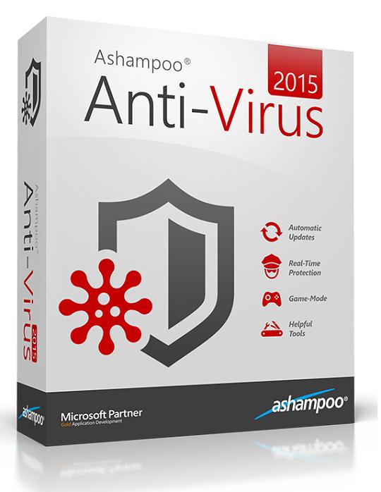 Ashampoo Anti-Virus crack download