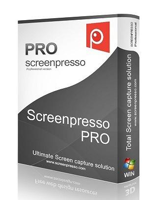 Screenpresso PRO crack download