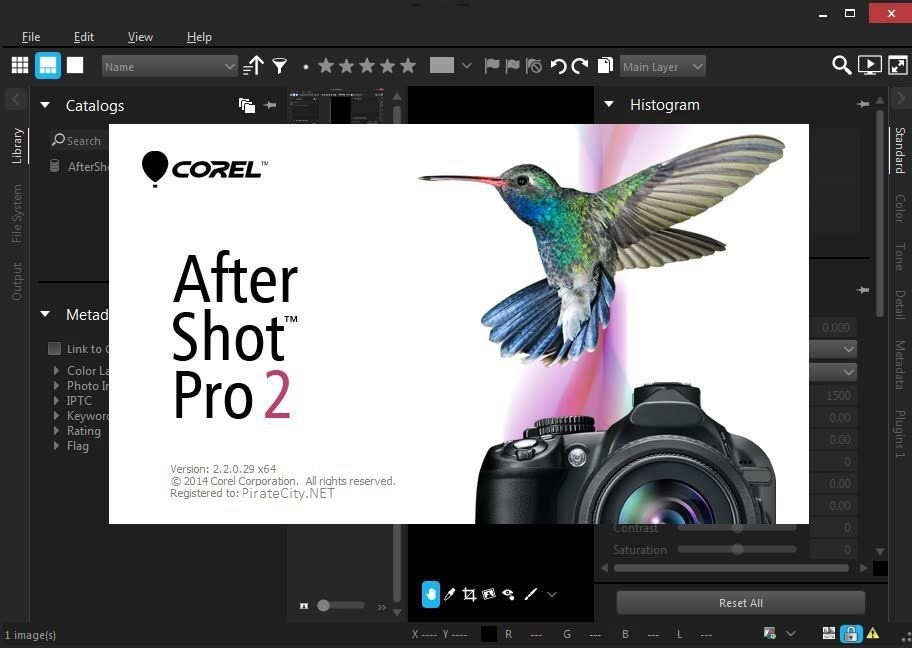 Corel AfterShot PRO 2 license code