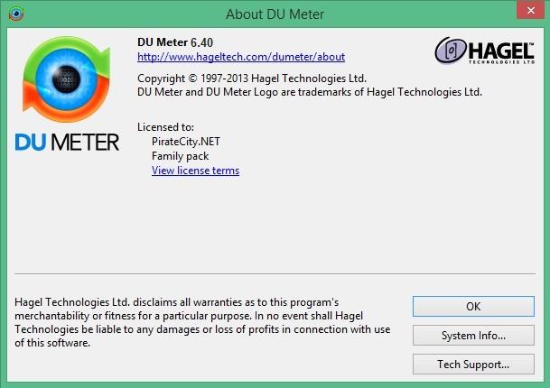 DU Meter 6.40 patch torrent