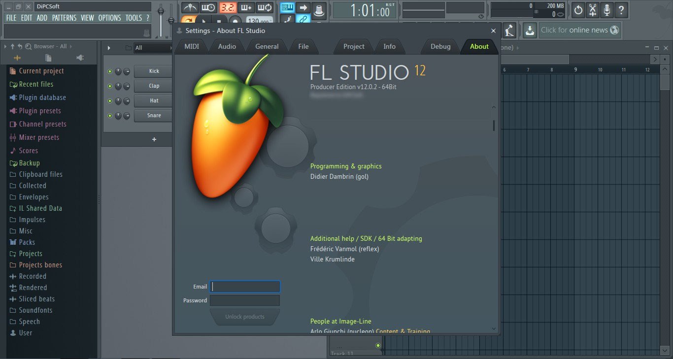 FL Studio 12 cracked