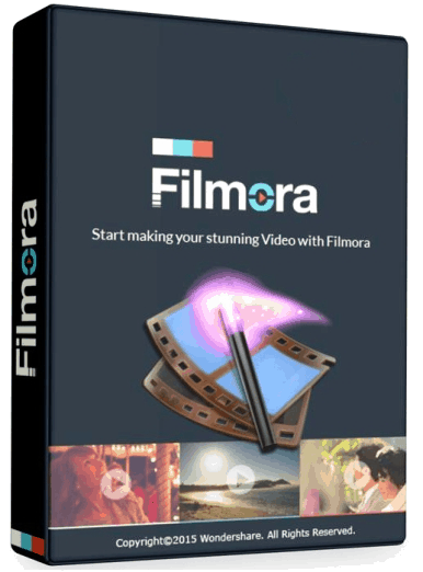 Wondershare Filmora 9.0.1 for Windows & MAC torrent