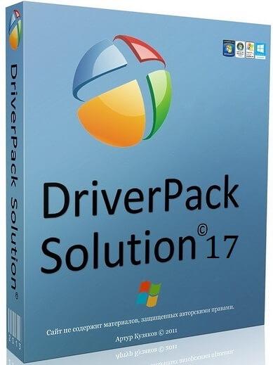 DriverPack Solution ISO Offline installer free download