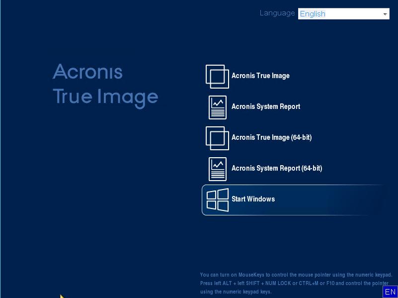 Acronis True Image 2018 Crack + Bootable ISO